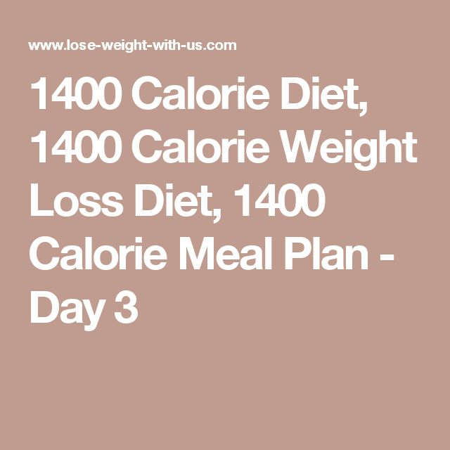 1400 Calorie Diet, 1400 Calorie Weight Loss Diet, 1400 Calorie Meal Plan - Day 3