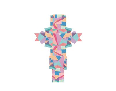 """Check out new work on my @Behance portfolio: """"Church Cross"""" http://on.be.net/1NQkIe2"""