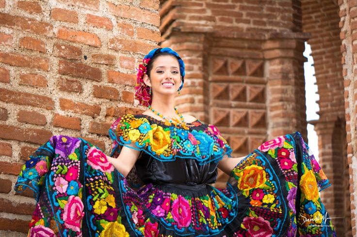 15 Anos Dresses From Mexico: 25 Best Trajes Tipicos Images On Pinterest