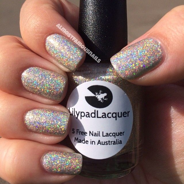 Lilypad Lacquer Diamond In The Rough Swoon Drool Faint My Polish Pinterest Nails And Nail