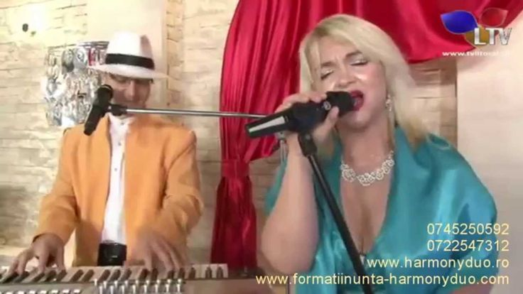Tonight I celebrate my love for you(cover)-Harmony Duo(Litoral TV)