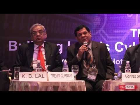 Prem K Gurnani, DGM SOC, State Bank of India