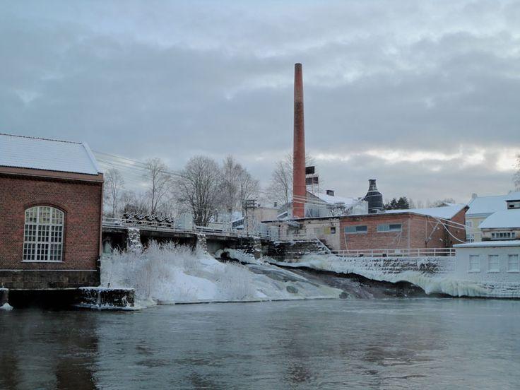 Karis-Billnäs gymnasium : KARIS FÖRR
