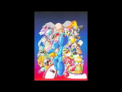 Remix opening stage  Megaman 7  artist U-Gen. Se parece un poco a la versión del comercial japones, la cual es imposible de encontrar
