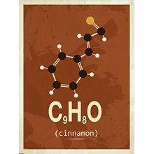 Molekyle Kanel 50x70 fra Incado