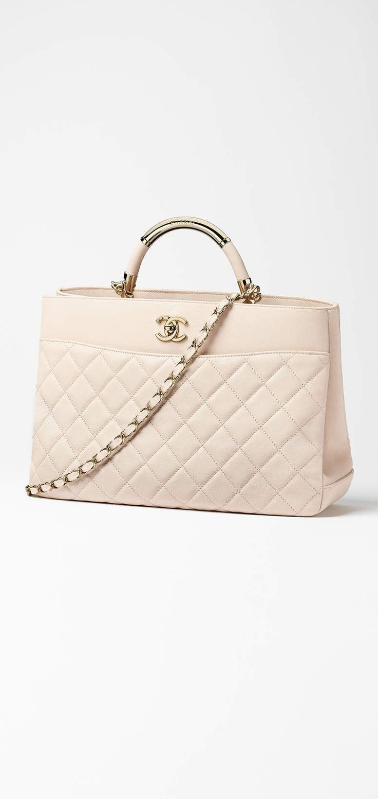 The latest Handbags collections on the CHANEL official website #designerhandbags