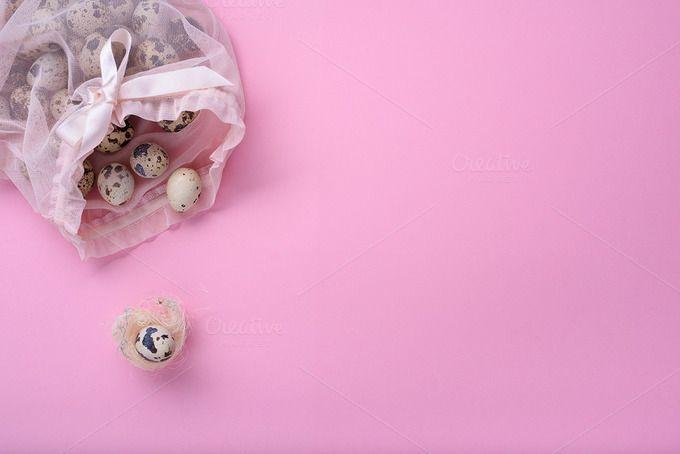 Romantic egg composition by Iuliia Leonova on @creativemarket