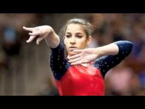 Alexandra Raisman Floor Exercise Music 2011 Gymnastics
