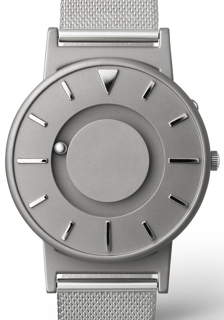Pretty cool steel watch.