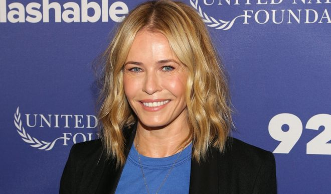 Chelsea Handler's Life Changing Skin Treatment. Her before and after treatment is AMAZING!!