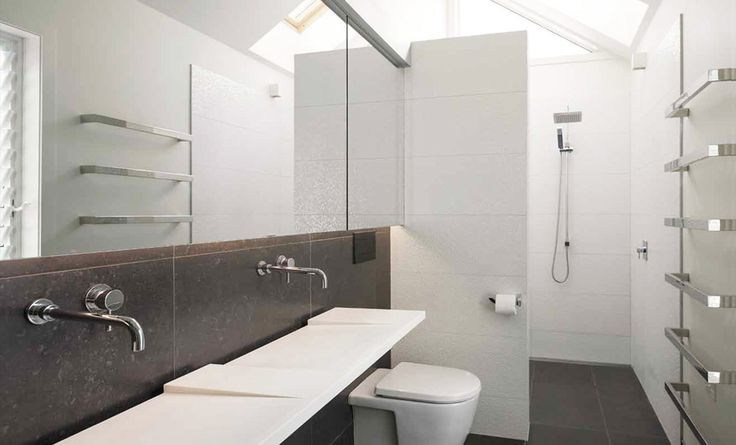Bathroom designs by Architecture Smith + Scully Ltd.