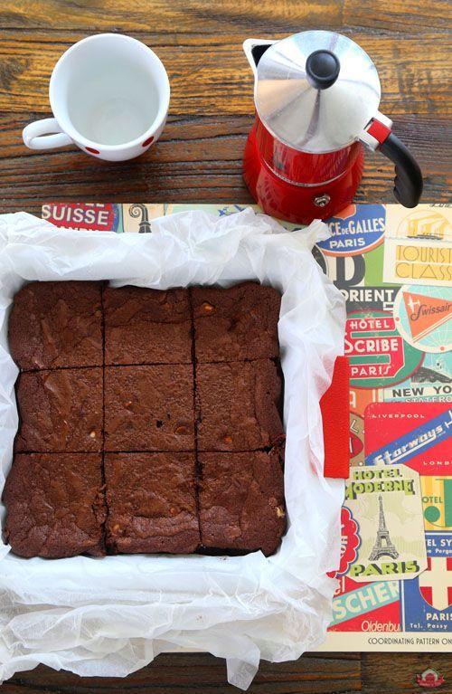 truffle brownie 1