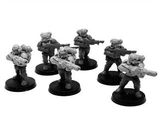 3 New Cadian Hostile Environment Conversion Sets - Available Now to Pre-Order - Faeit 212: Warhammer 40k News and Rumors