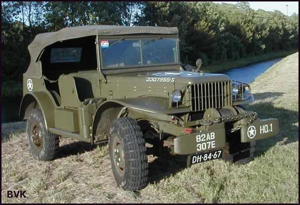 Dodge T214 Wc57 Chrysler Corporation Dodege Fargo Motor