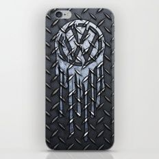 volkswagon logo iPhone & iPod Skin