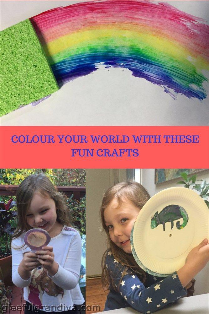 gleeful grandiva - creative living for big and little kids