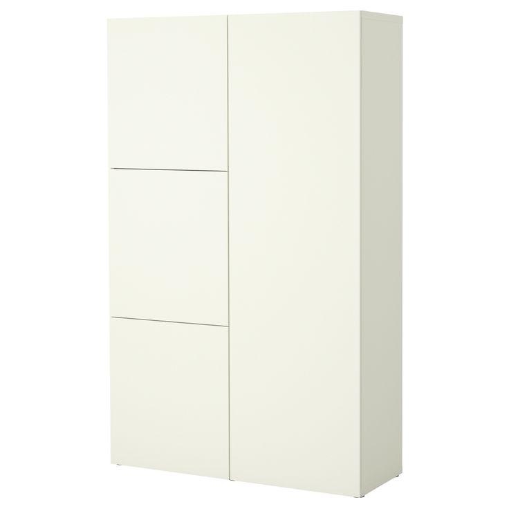 BESTÅ Opbevaring med døre - IKEA