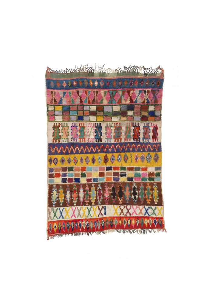 Paddo to Palmy Vintage Moroccan Rug