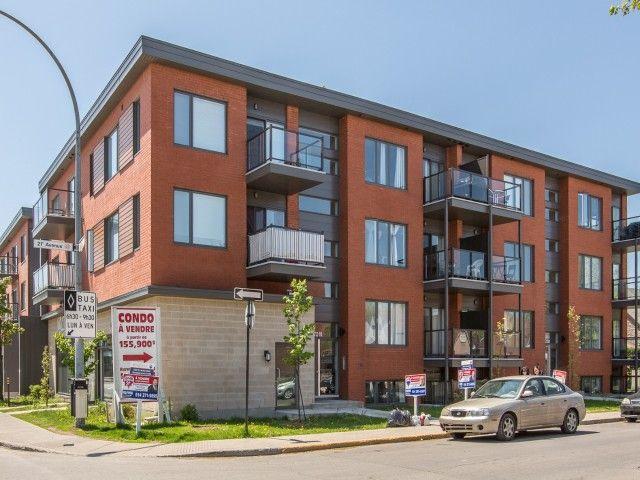 Steve Rouleau / Remax du cartier Montréal - Condo à vendre Montréal - 7220, 21e Avenue # 105