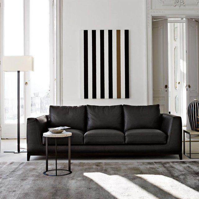 Best 25 Leather Sofas Ideas On Pinterest: 25+ Best Ideas About Black Leather Couches On Pinterest