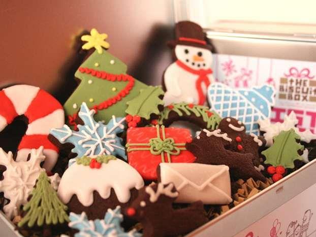 immagine di biscotti di Natale di Csaba