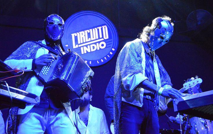 El Circuito Indio continúa presentado nuevas propuestas en lamúsica independiente nacional e internacional en la gira por diversas ciudades de México y... #CircuitoIndio #Rock
