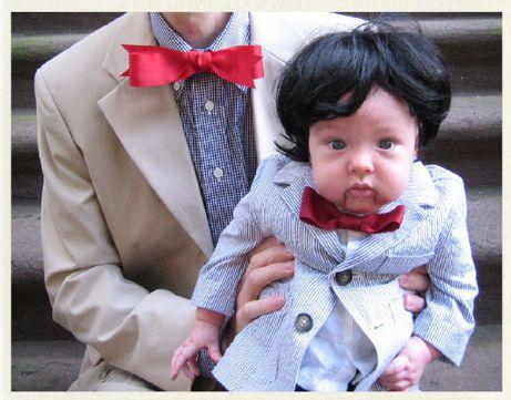 Baby Ventriloquist!  BEST Funny Kids Costume Round Up!