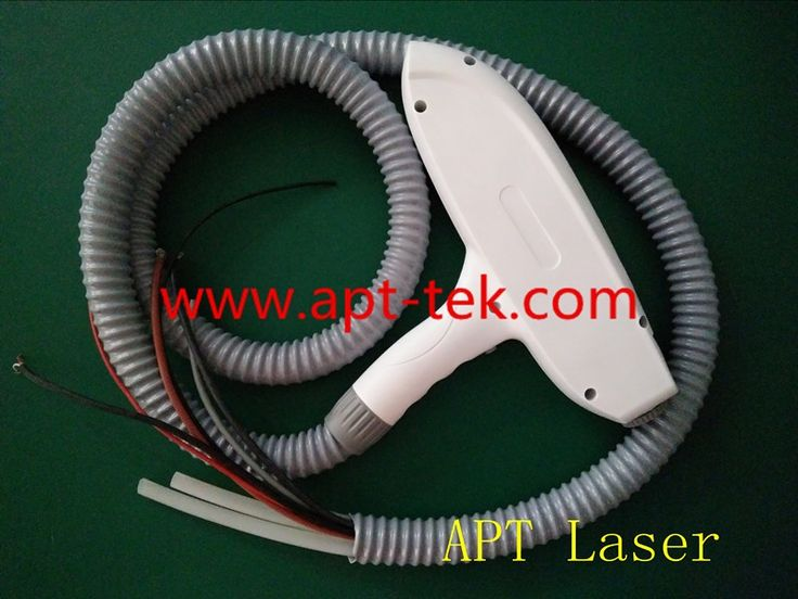 (440.00$)  Know more  -  Nd Yag Laser Handle Included 3 pcs laser treatment Head