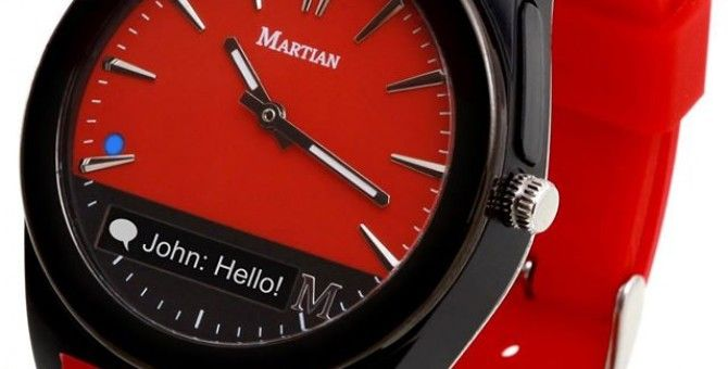 Martian New Smartwatches.......
