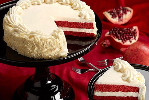 A southern classic - red velvet chocolate and crea...{Ba66041}