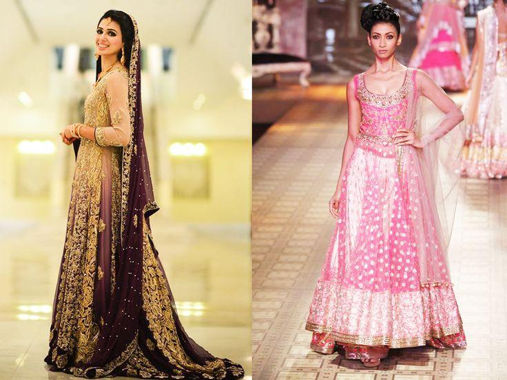 Best Bridal Walima Dresses Designs & Colors 2016-2017 | BestStylo.com