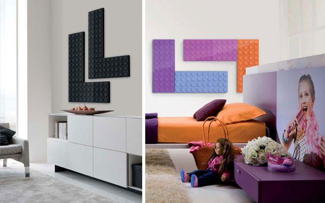 Ideas para decorar con radiadores modernos   DECOFILIA.com