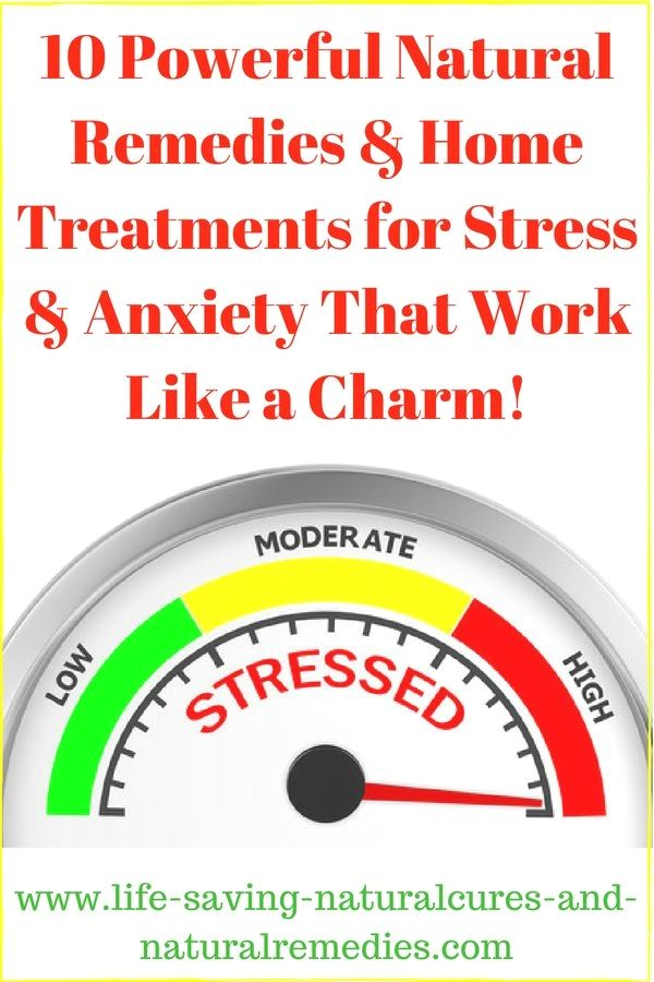10 Powerful #Natural Remedies for Stress & Anxiety That Work Like a ...