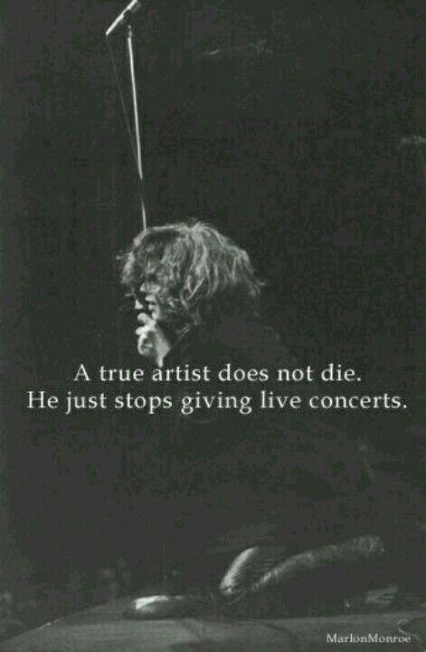This could not be anymore true. Kurt Cobain, Jim Morrison, Jimi Hendrix, Freddie Mercury, just to name a few.