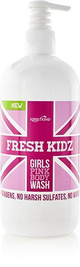 Best Deodorant for Kids http://www.myfreshkidz.com/