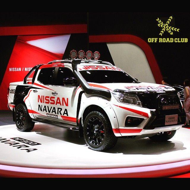 #mulpix Nissan Navara NP300 #offroad #offroadclub #offroadclub_iran #offroadiran #iranoffroad #iran4x4 #irancruiser #Nissan #nissan4x4 #navara #np300 #ARB #arb4x4 #accessories #oldmanemu #ome #suspension #safari #snorkel #bangkok #autosalon #autosalon2015 #4wd #4x4