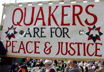liberal quakers religious society of friends | The religious Society of Friends, commonly known as Quakers, was one ...