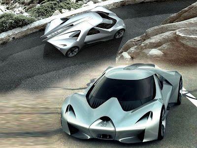 Bugatti Sport Car EB.LA Concept