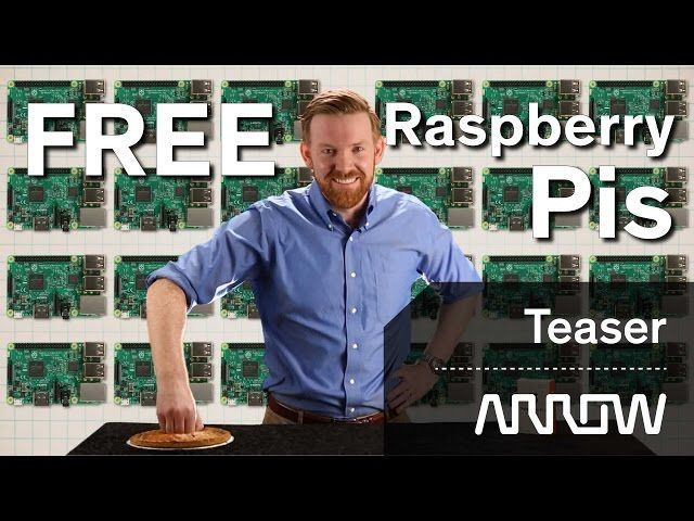 Go to for more details! The post Raspberry Pi 3 Giveaway 2016 | Teaser | Arrow Electronics appeared first on Kodi Jarvis 16.