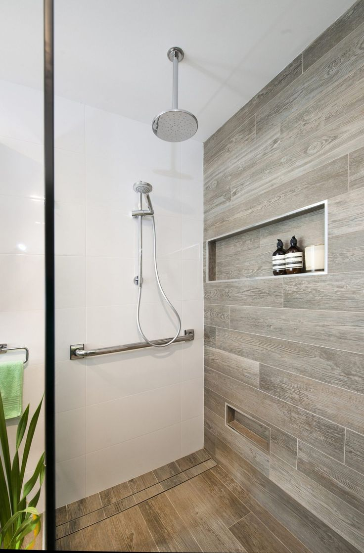 Grey Bathroom Feature Tiles With Original Styles Eyagci