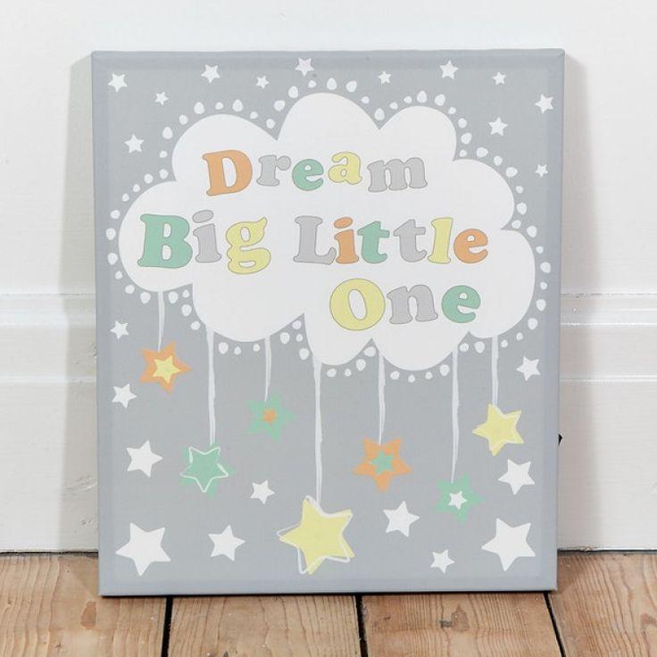 13 best childrens light up wall art images on pinterest light up dream big light up canvas aloadofball Images