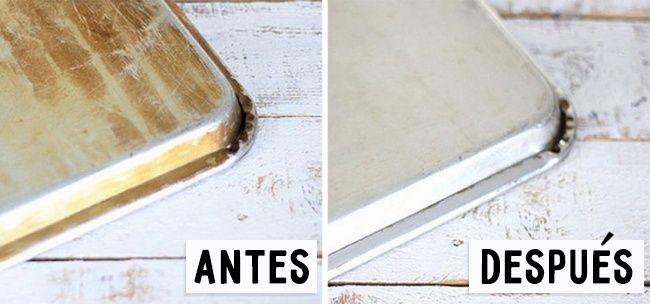 10 trucos para limpiar superficies más «difíciles». ¡Tú ni siquiera te imaginas lo fácil que es esto!