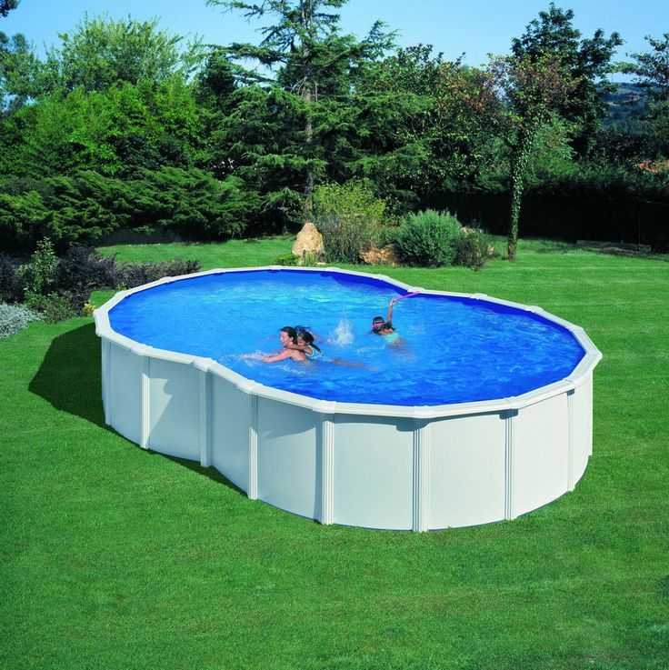 17 meilleures id es propos de piscine hors sol acier sur - Piscine hors sol acier castorama ...