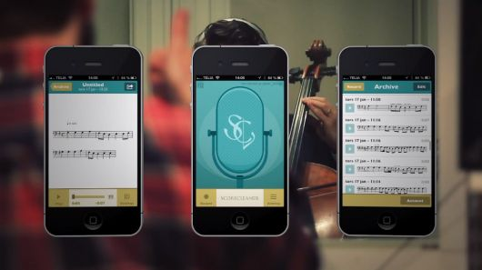 ScoreCleaner Notes turns melodies into notation at the touch of a button