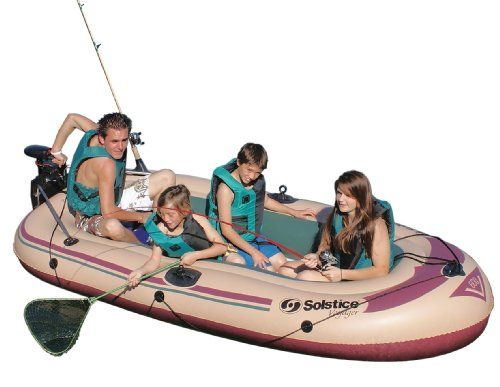 Solstice Voyager 6-Person Boat at http://suliaszone.com/solstice-voyager-6-person-boat/
