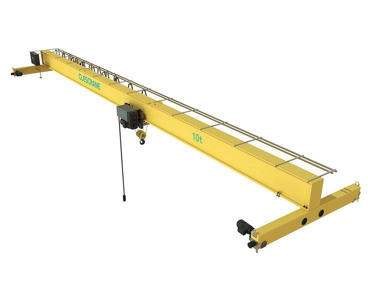 Single Girder Rail Eot Crane www.clescrane.com For your ...