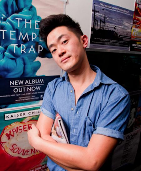 The delightfully charming Benjamin Law sat down with Kamara Bogoda to share his tips on writing, laughter and life.