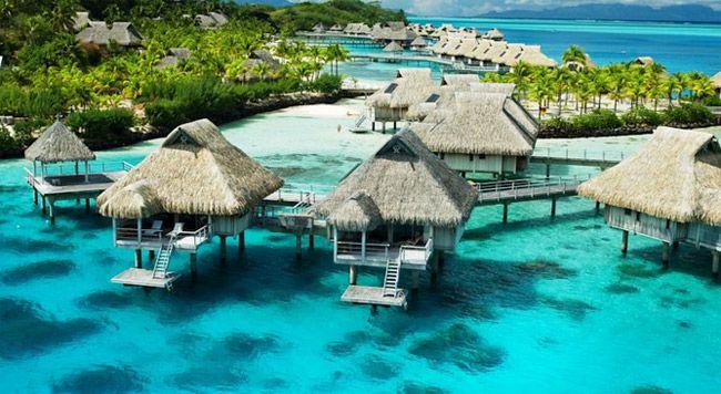 Hilton Bora Bora Nui Resort – Luxus-Urlaub im Südsee Paradies | Superflu -