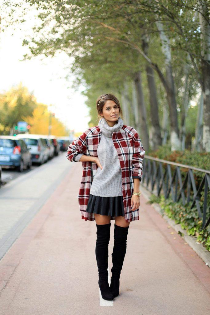 С чем носить свитер (103 фото): как носить свитер с горлом, бежевый, леопардовый, оранжевый, горчичный, широкий, с вырезом