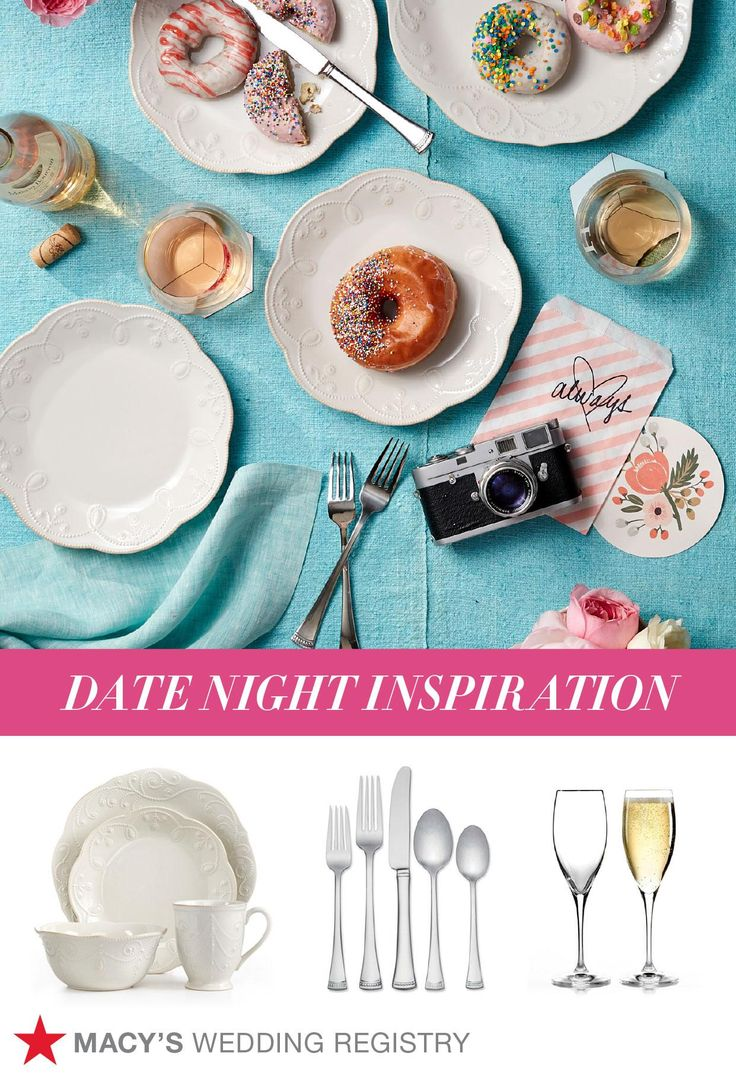 Sweeten Up Your Registry With These Lenox Date Night Essentials Beautiful Stoneware Plates Plus Elegant